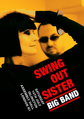 Swing Out Sister Big Band